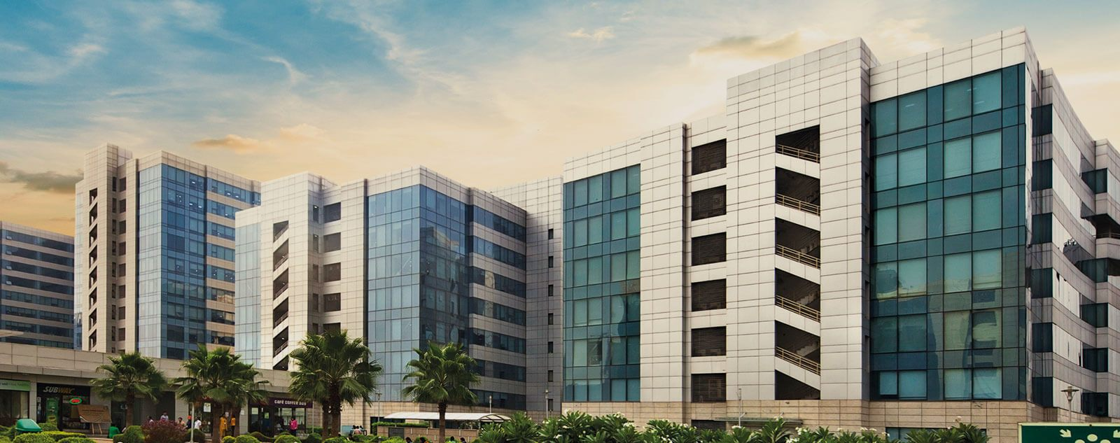corporate offices in noida