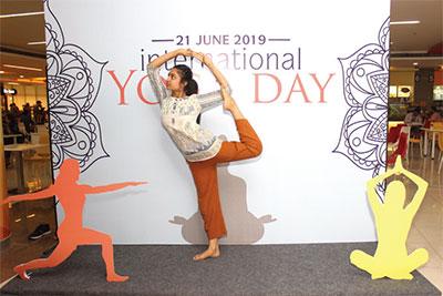 International Yoga Day - Candor TechSpace