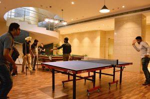 Table Tennis - Candor TechSpace