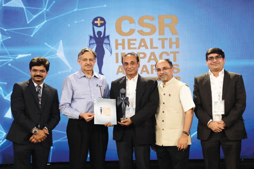 An Award for CSR Initiatives
