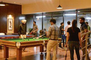 Snooker - Candor TechSpace