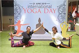 Yoga Day - Candor TechSpace
