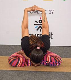 Candor TechSpace Sector 135 Noida - International Yoga Day