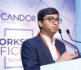 Shantanu Chakraborty | Candor TechSpace