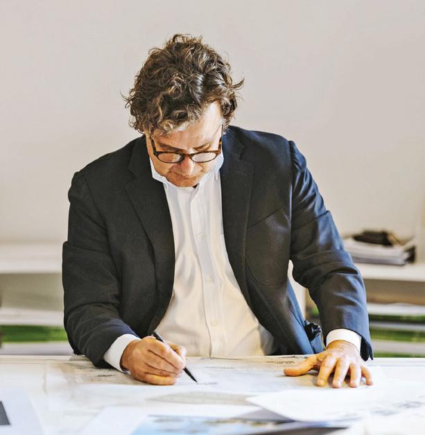 Ricardo Bofill, Principal Chief Architect, Taller de Arquitectura