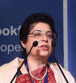 Ms Seema Arora, Deputy Director-General, Confederation of Indian Industry (CII)
