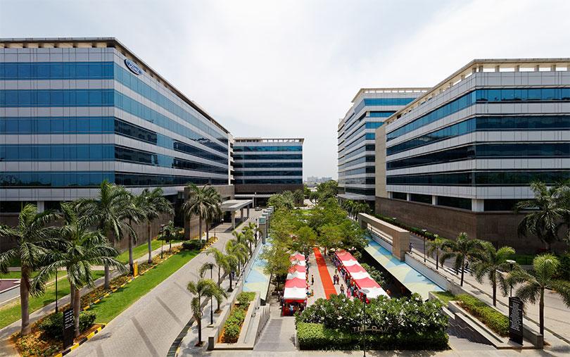 Millenia Business Park, a futuristic tech park in Chennai